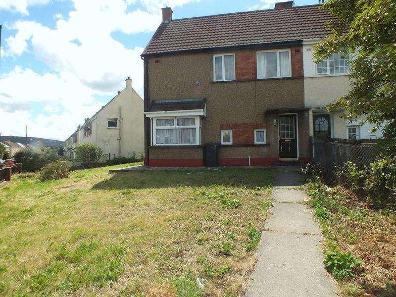 3 Bedrooms Terraced House for sale in Waen Fawr, Brynmawr