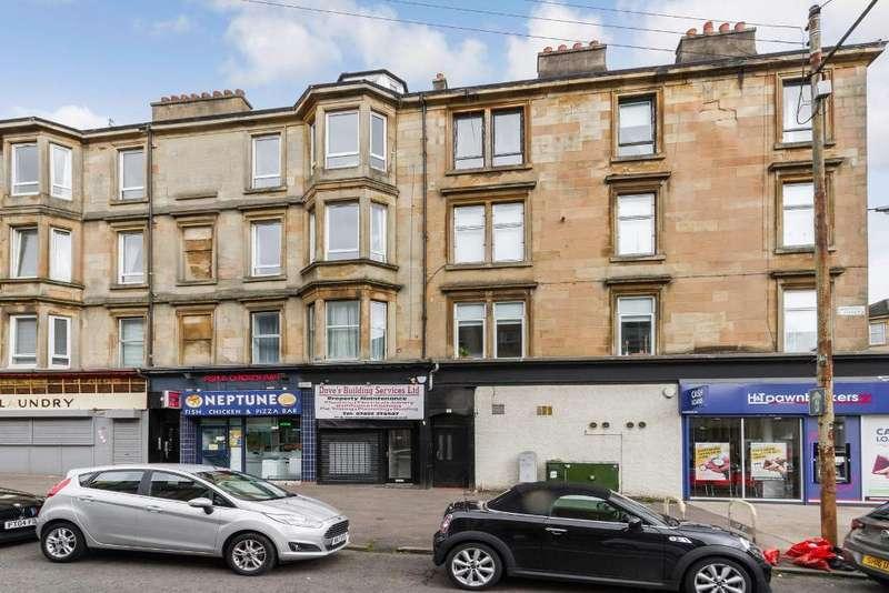 2 Bedrooms Flat for sale in Whitehill Street, Dennistoun, Dennistoun, G31 2LJ