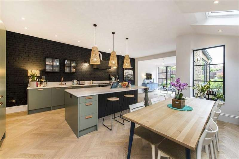 5 Bedrooms Terraced House for sale in Okehampton Road, Queens Park, London, NW10