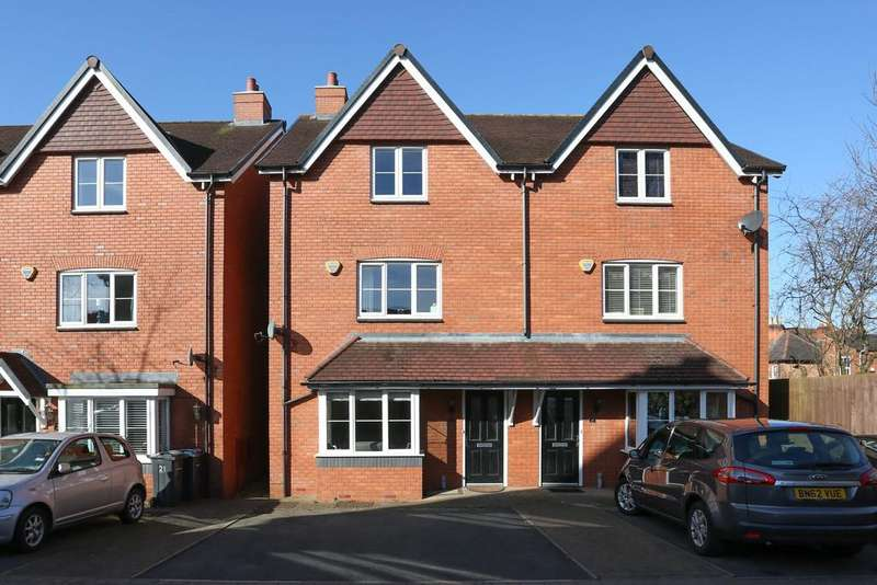 4 Bedrooms Town House for sale in Stoney Leasow, Sutton Coldfield