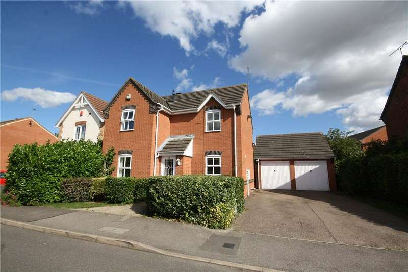 3 Bedrooms Detached House for sale in Shiregate, Metheringham, Lincoln, Lincolnshire, LN4