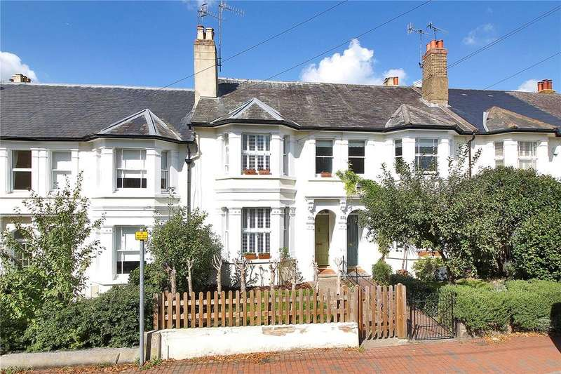 4 Bedrooms Terraced House for sale in Mount Sion, Tunbridge Wells, Kent, TN1