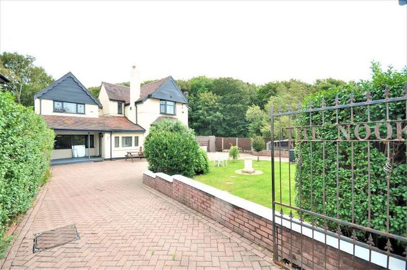 3 Bedrooms Detached House for sale in Fleetwood Road, Fleetwood, Lancashire, FY7 8BD