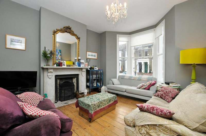 5 Bedrooms Terraced House for sale in Alconbury Road, London