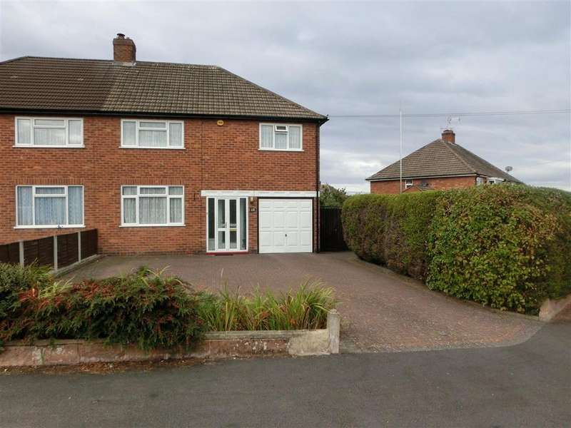 4 Bedrooms Semi Detached House for sale in Dyas Road, Hollywood, Birmingham