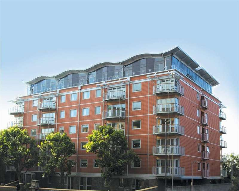 2 Bedrooms Apartment Flat for sale in The Panoramic, 27-30 Park Row, Bristol