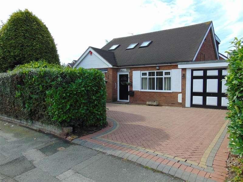 6 Bedrooms Detached Bungalow for sale in Northgate, Aldridge,