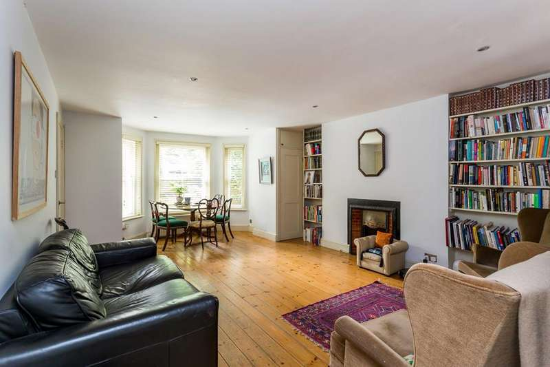 2 Bedrooms Flat for sale in Crouch Hill, Crouch End, London, N8
