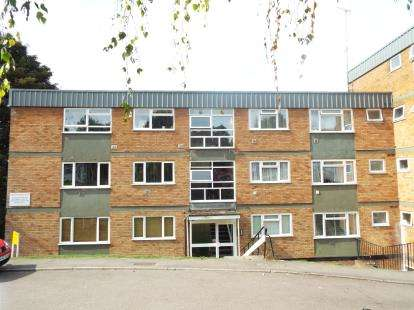 1 Bedroom Flat for sale in Ketton Court, Ketton Close, Luton, Bedfordshire