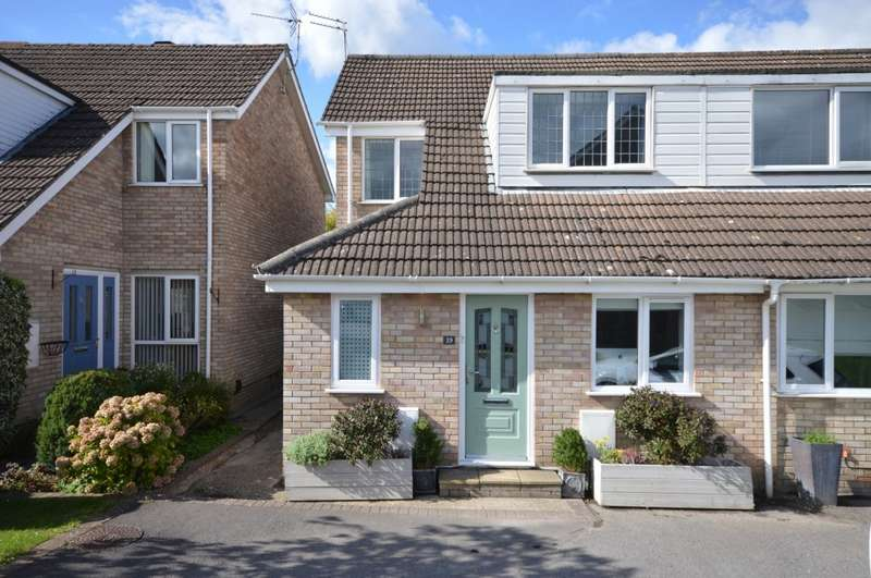 4 Bedrooms Semi Detached House for sale in Boyd Road, Saltford, BS31
