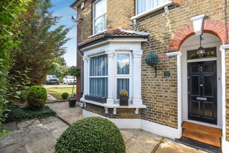 4 Bedrooms Semi Detached House for sale in London Road Greenhithe DA9