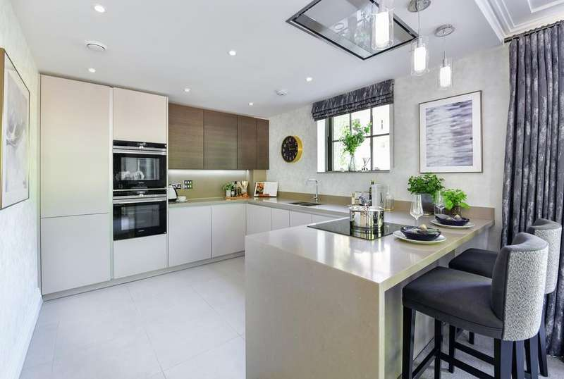 1 Bedroom Apartment Flat for sale in Taplow Riverside, Mil Lane, Taplow