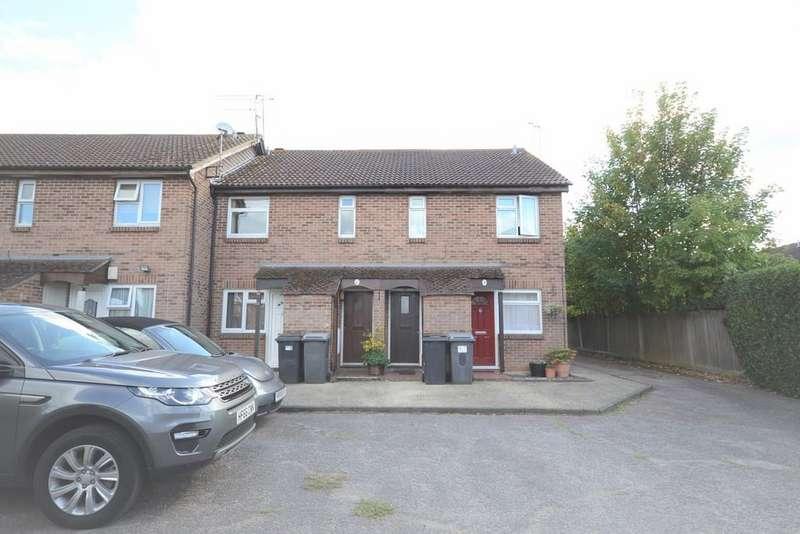 1 Bedroom Apartment Flat for sale in Talbot Way, Tilehurst