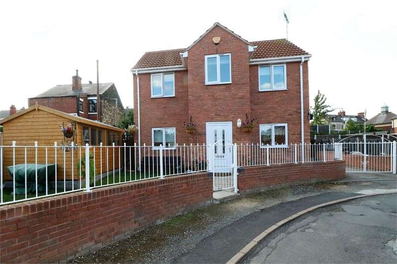 3 Bedrooms Detached House for sale in Auckland Road, Mexborough, South Yorkshire