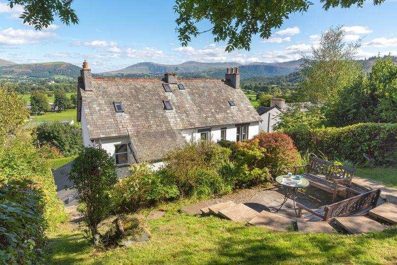 6 Bedrooms Semi Detached House for sale in Mount Pleasant, Braithwaite, Keswick