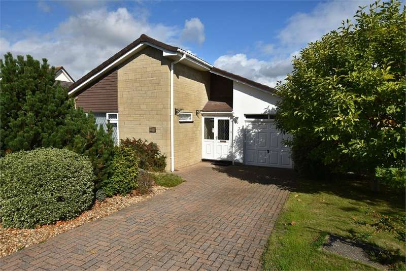 3 Bedrooms Detached Bungalow for sale in Walnut Close, Nailsea, Bristol, North Somerset