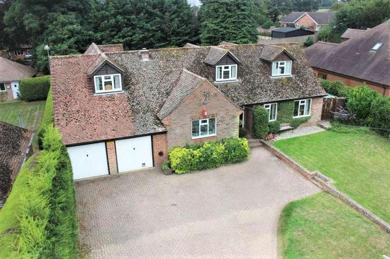 5 Bedrooms Detached House for sale in Beckfords, Upper Basildon, Reading, RG8