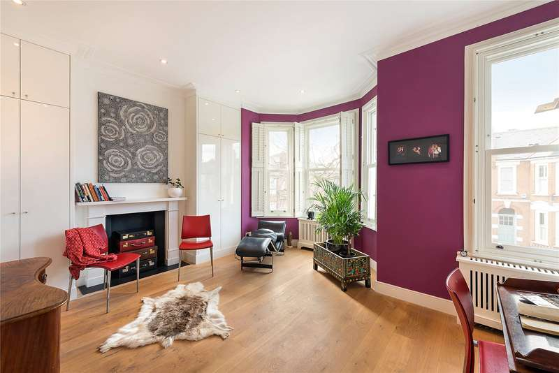 5 Bedrooms End Of Terrace House for sale in Balliol Road, North Kensington, London, W10