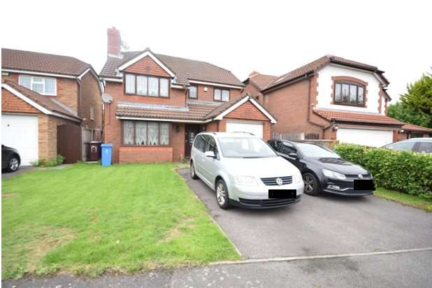 4 Bedrooms Detached House for sale in Clifton Avenue, Liverpool, Merseyside, L26
