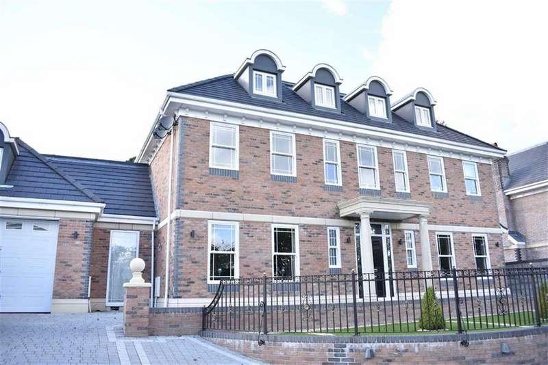 5 Bedrooms Detached House for sale in Cysgod Y Deri, Fforest, Pontarddulais