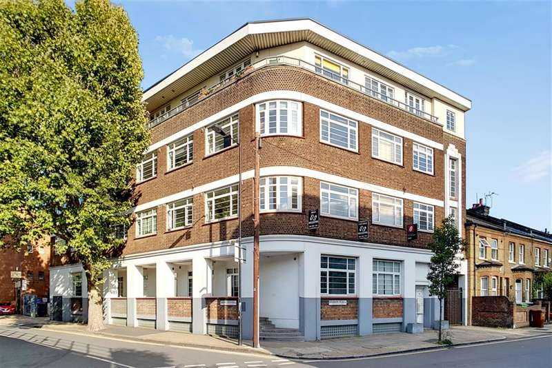 2 Bedrooms Flat for sale in Myatts View, Camberwell, SE5 9JL