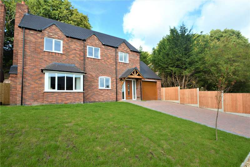 4 Bedrooms Detached House for sale in Alder House, Ironbridge Road, Broseley, Shropshire, TF12