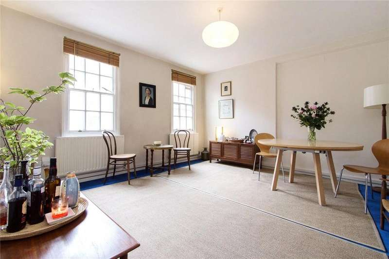 2 Bedrooms Flat for sale in Redman House, Portpool Lane, London, EC1N