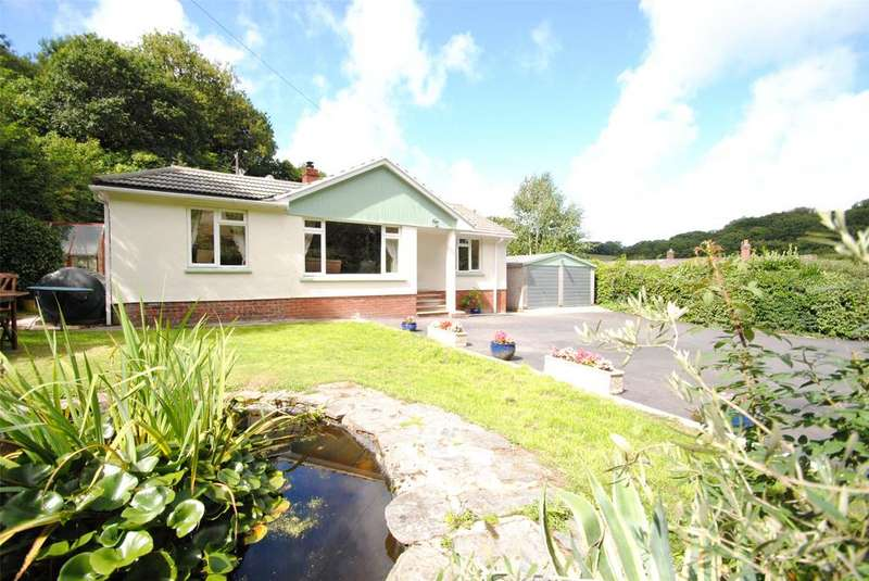 3 Bedrooms Detached Bungalow for sale in Sterridge Valley, Berrynarbor