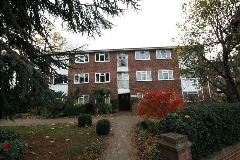 2 Bedrooms Apartment Flat for sale in High Trees Court, 29 Manor Court Road, London, W7