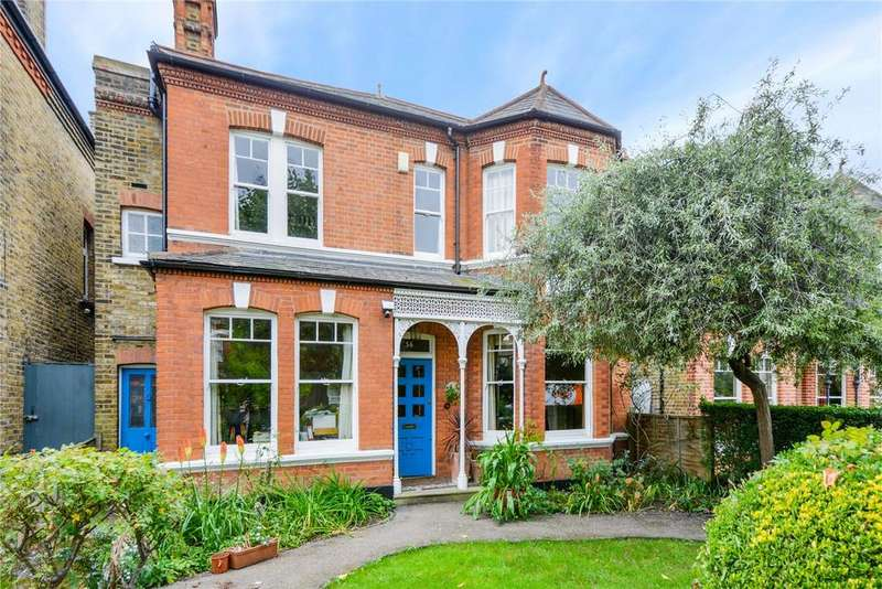 4 Bedrooms End Of Terrace House for sale in Chestnut Road, West Norwood, London, SE27