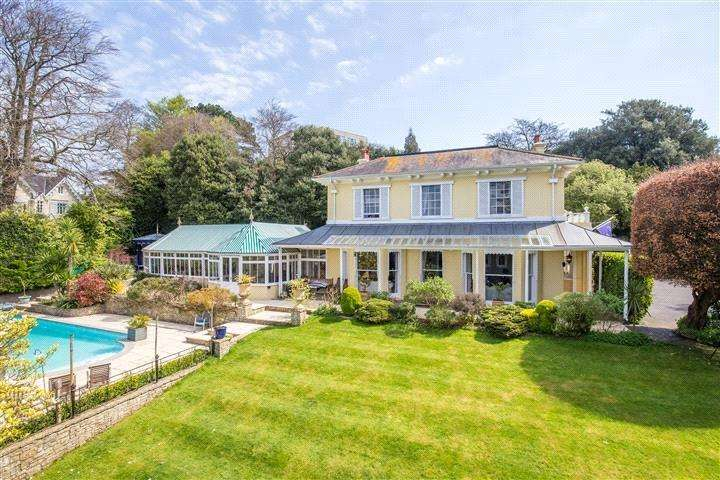8 Bedrooms Detached House for sale in Higher Woodfield Road, Torquay, Devon, TQ1