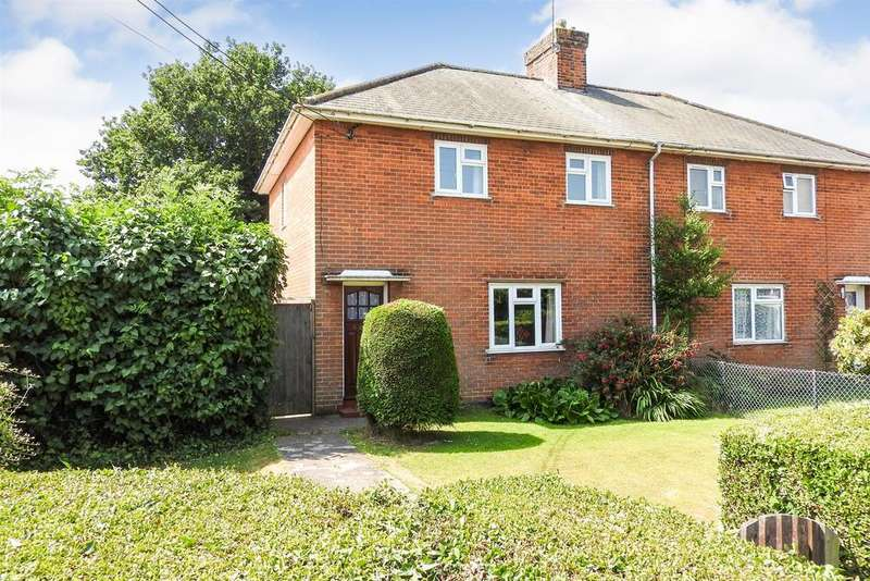 4 Bedrooms Semi Detached House for sale in New Road, Hatfield Peverel, Chelmsford