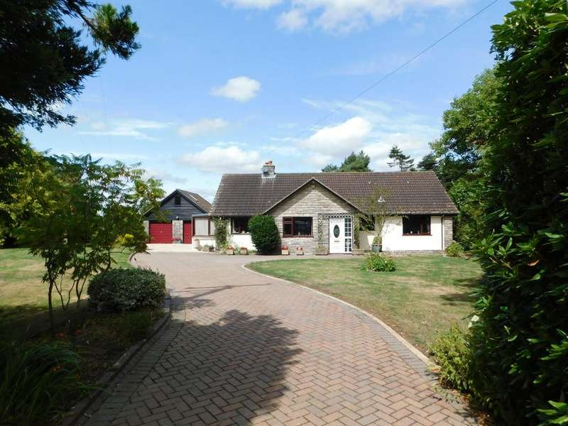 3 Bedrooms Detached Bungalow for sale in Trinity Hill Road, Axminster