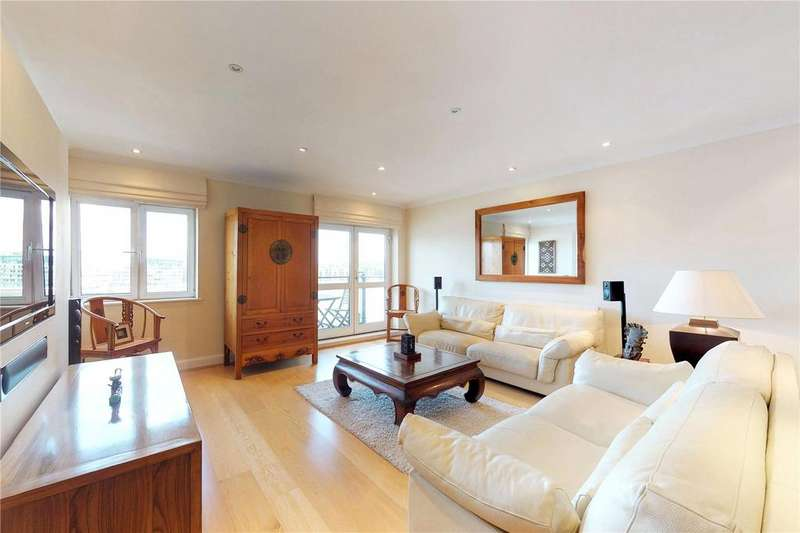 2 Bedrooms Flat for sale in Springalls Wharf Apartments, 25 Bermondsey Wall West, London, SE16