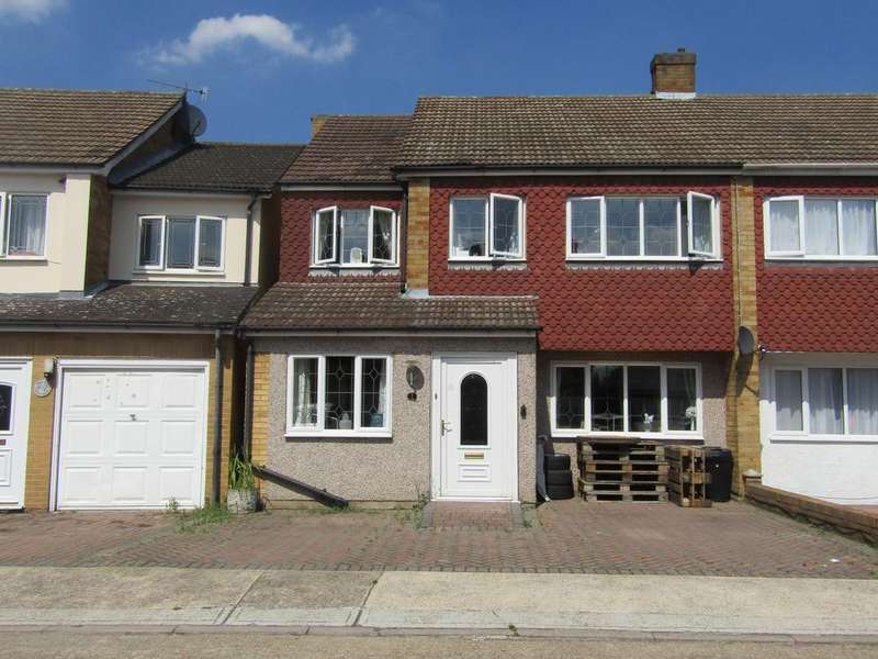 5 Bedrooms Semi Detached House for sale in Elmer Close