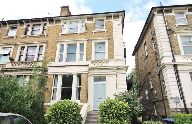 2 Bedrooms Apartment Flat for sale in Argyle Road, London, W13