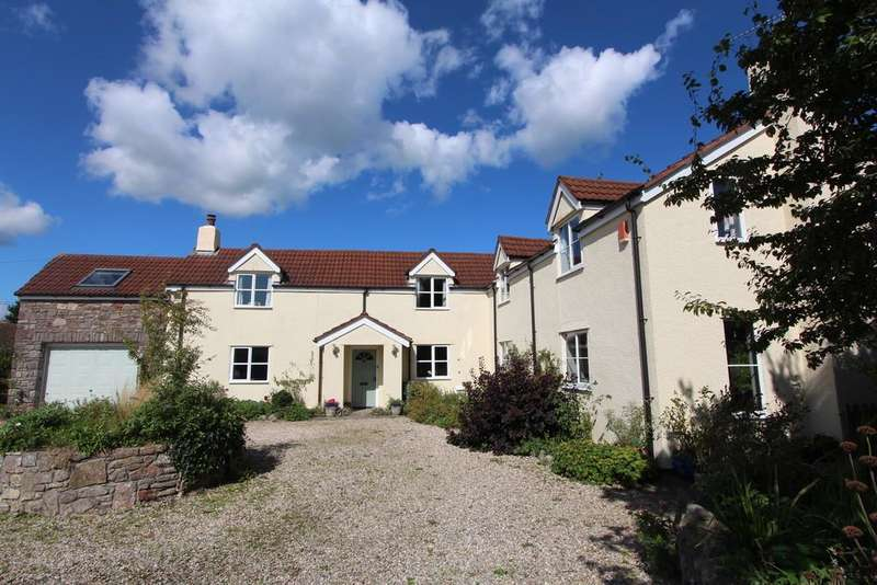 5 Bedrooms Detached House for sale in Superb edge of Congresbury location