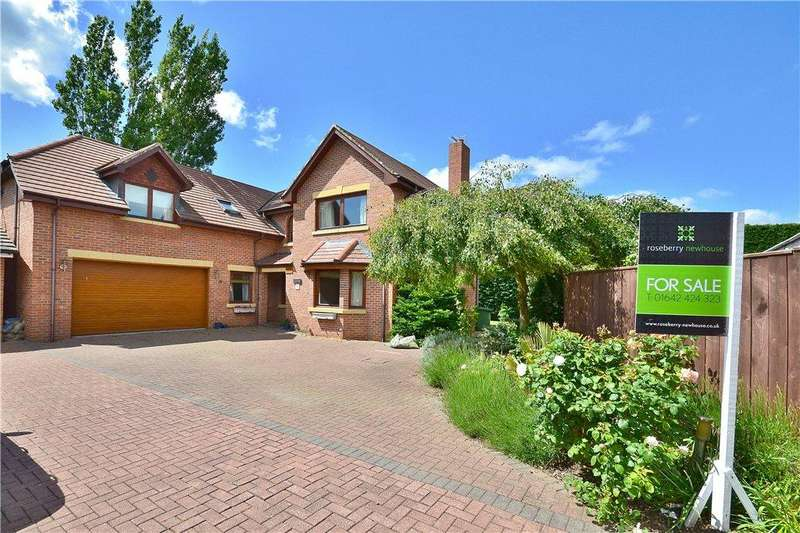 4 Bedrooms Detached House for sale in Marquis Grove, Norton, Stockton On Tees