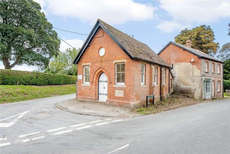 2 Bedrooms Detached House for sale in Main Street, West Ilsley, Newbury, Berkshire, RG20