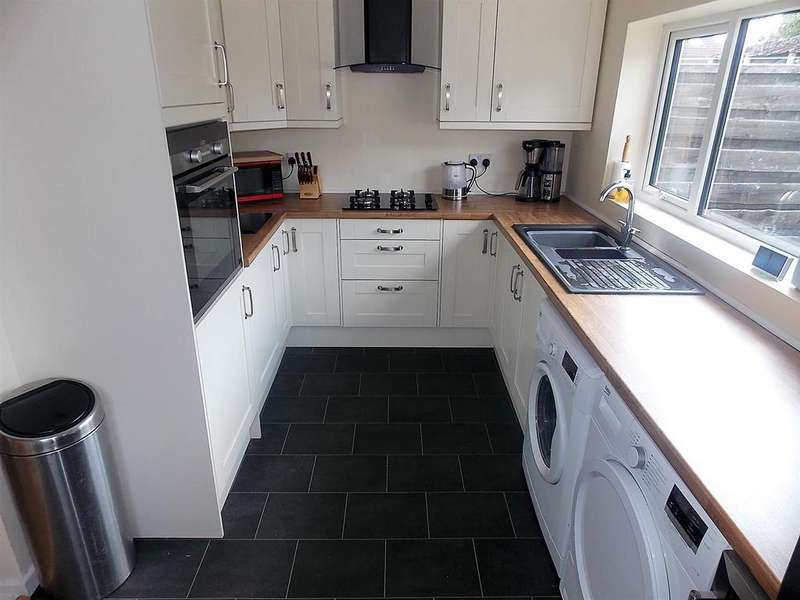2 Bedrooms Semi Detached House for sale in Collins Lane, Westhoughton, Bolton