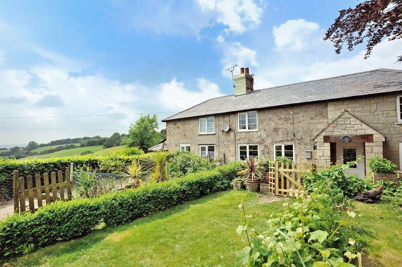 3 Bedrooms Cottage House for sale in 3 Wind Whistle Cottage, Lower Blandford Road, Cann, Shaftesbury, Dorset, SP7 0BQ