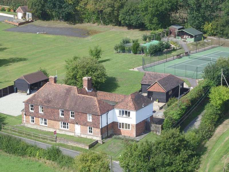 6 Bedrooms Detached House for sale in Ulcombe, ME17