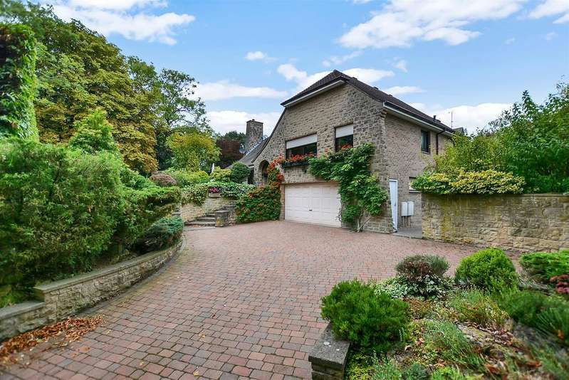 3 Bedrooms Detached House for sale in Hideaway, Crow Hill Drive, Mansfield