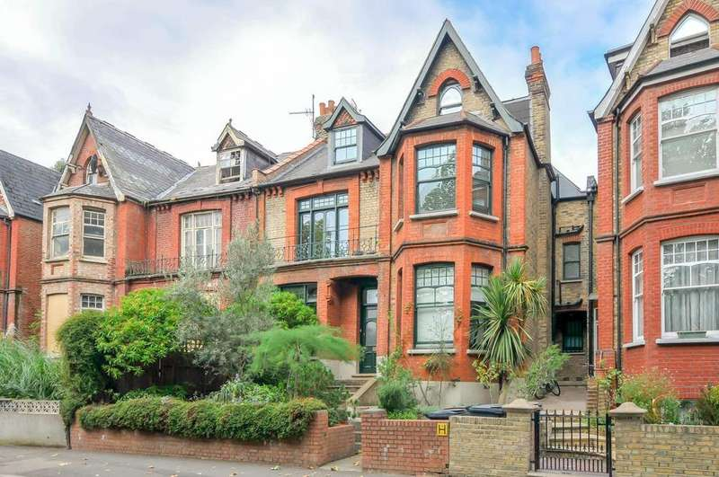 7 Bedrooms Terraced House for sale in West Bank, London