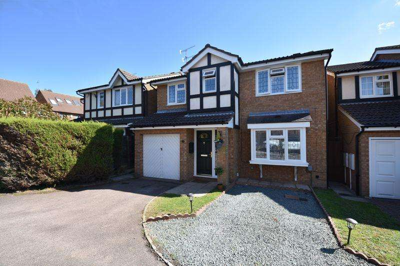4 Bedrooms Detached House for sale in Kilmarnock Drive, Luton