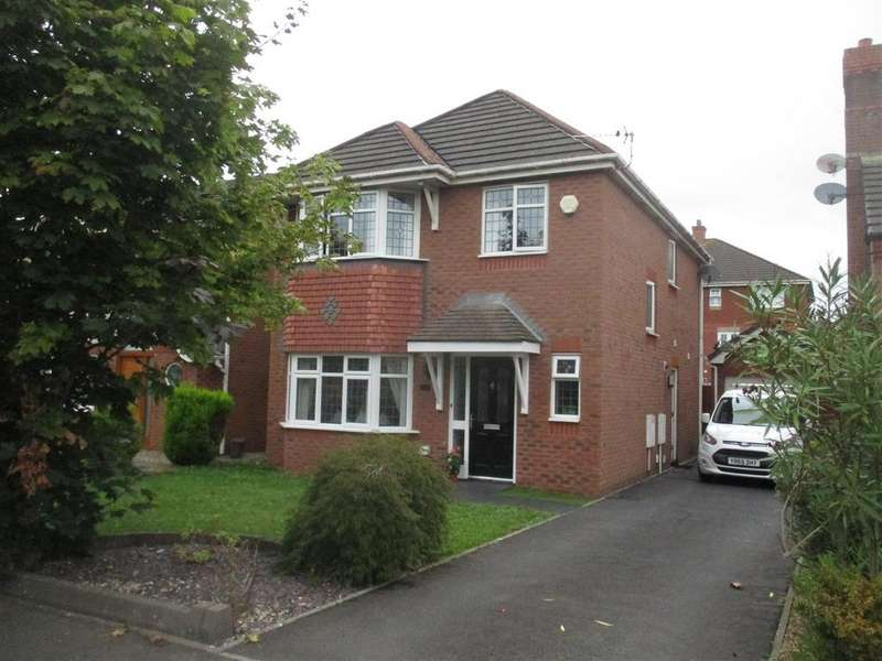 4 Bedrooms Detached House for sale in Flindo Crescent, Lansdown Gardens, Canton, Cardiff