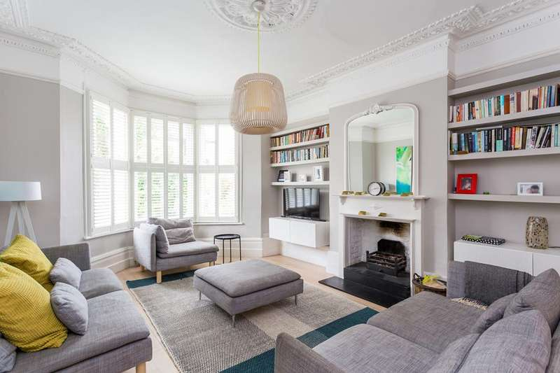 5 Bedrooms Property for sale in Womersley Road, Crouch End, London, N8