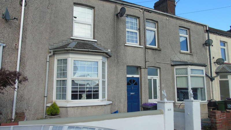 2 Bedrooms Terraced House for sale in Llantarnam Road, Llantarnam, Cwmbran