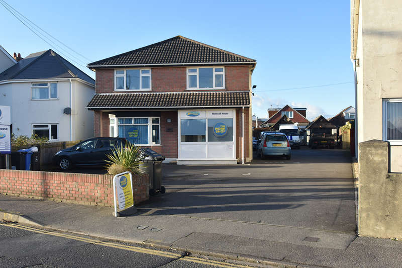 Commercial Development for sale in 26 Old Wareham Road, Parkstone, Poole, BH12 4QR