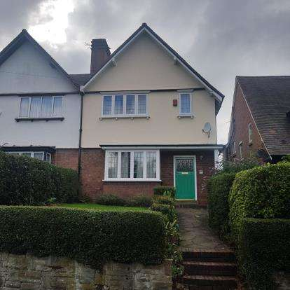 4 Bedrooms Semi Detached House for sale in Bournbrook Road, Selly Oak, Birmingham, West Midlands